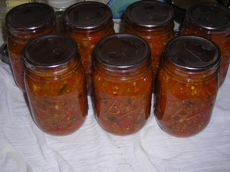 Spicey tomato Salsa
