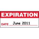 expiration date june 2011