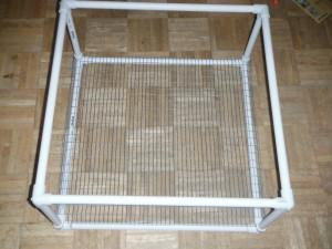 PVC Cage