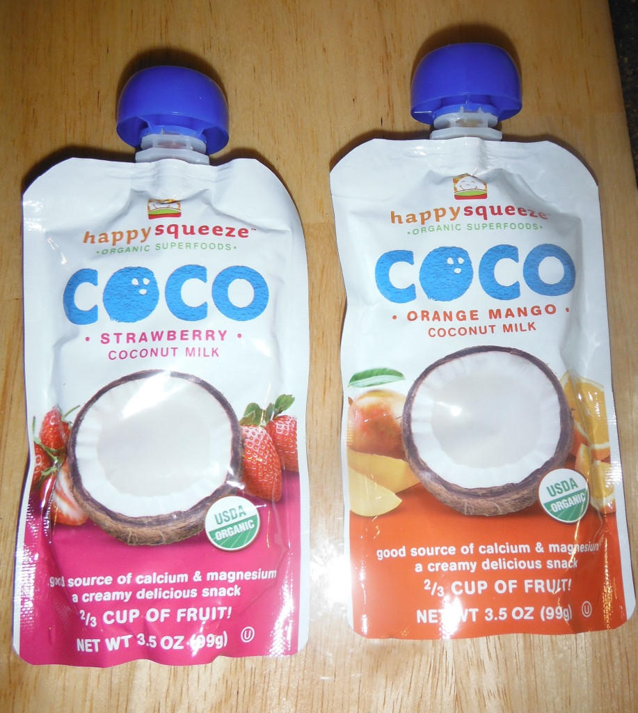 Happy Squeeze Coco Products