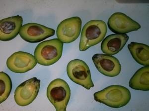 preserving avocados