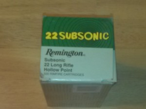 A $39 brick of .22 ammo