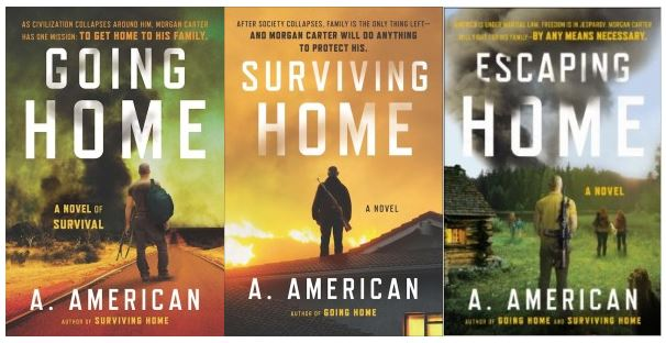 Book Review – The Survivalist Series and a Giveaway | Florida Hillbilly