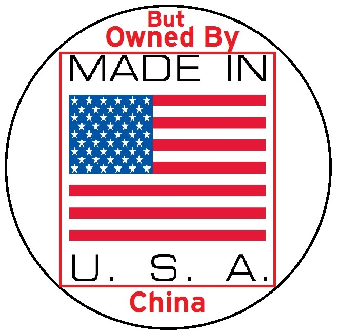 Owned By China